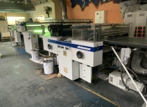 Steinemann Colibri 72 UV Surface Coating Machine